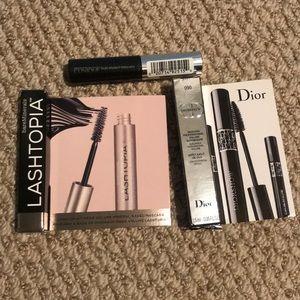 Clinique, Bare Minerals and Dior Mascara Bundle